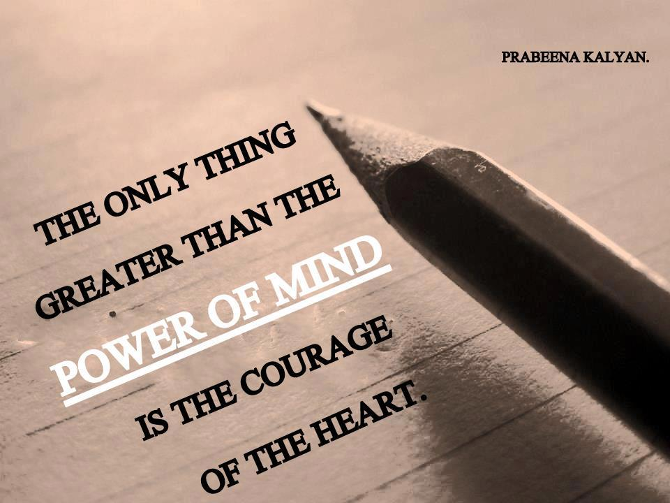 Power Of Mind Memyselfandela