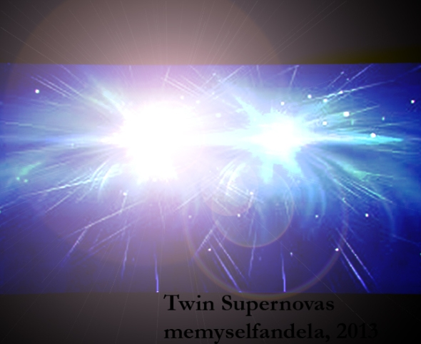 Twin Supernovas