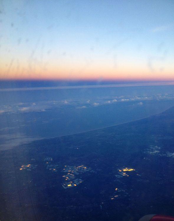 9 flight