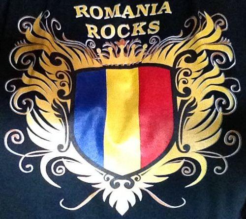 Romania rocks